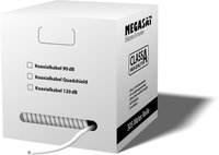 Megasat Koaxialkabel 120dB pull-out-box