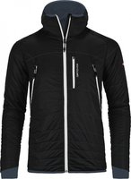 Ortovox Swisswool Light TEC Jacket Piz Boe M black raven