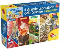 Lisciani Piccolo Genio - Il Grande Laboratorio delle Sicenze (43088) italienisch