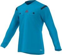 Adidas Referee 14 langarm hellblau