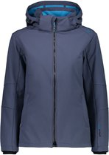 CMP Campagnolo Woman Softshell Jacket Zip Hood (3A22226)