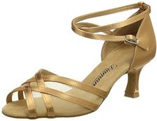 Diamant Dance Shoes 035-077 bronze