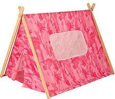 KidKraft Spielzelt Camouflage - rosa
