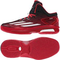 Adidas Crazylight Boost scarlet/white/core black