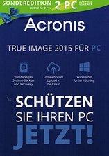 Acronis True Image Home 2015 Sonderedition (2 User) (DE)