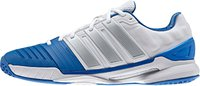 Adidas adiPOWER Stabil 11 ftwr white/silver metllic/bright royal