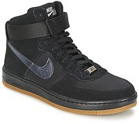 Nike Wmns Air Force 1 Ultra Mid black/metallic hematite