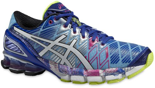 Asics Gel-Kinsei 5 W soft blue/white/hot pink
