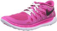 Nike Free 5.0 2014 GS Girls hot pink/white/black