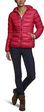 CMP Campagnolo Woman Fix Hood Jacket (3Z16026) Scarlet Melange