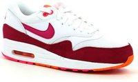 Nike Wmns Air Max 1 Essential white/pink pow/fireberry/total orange