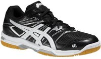 Asics Gel-Rocket 7 black/white/silver