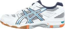 Asics Gel-Tactic white/diva blue/lightning