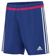 Adidas Campeon 15 Shorts bold blue/bold pink/white