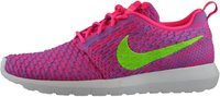 Nike Roshe One Flyknit pink flash/club lime/club pink
