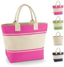 Quadra Canvas Deck Bag navy/natural (QD26)