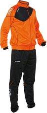 Stanno Montreal Poly Anzug orange/schwarz