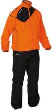 Stanno Montreal Micro Taslan Anzug orange/schwarz