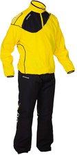 Stanno Kinder Montreal Micro Taslan Anzug gelb/schwarz