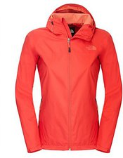 The North Face Women's Sequence Jacket Tomato Red
