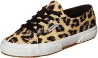 Superga 2750 Animal leopard gold