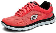 Skechers Flex Appeal Love Your Style hot pink/black