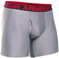 Under Armour Men's The Original 6'' Boxerjock Boxer Briefs true gray heather