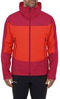 Vaude Men's Kofel Jacket II Glowing Red