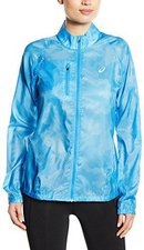 Asics Lightweight Jacket Damen jeans cloud