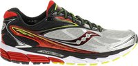 Saucony ProGrid Ride 8 silver/red/citron