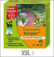 Bayer Garten Unkrautfrei Keeper 50 ml
