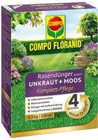 Compo Floranid Rasendünger gegen Unkraut+Moos 4in1 4,5 kg