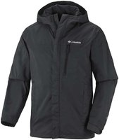 Columbia Pouring Adventure Jacket Men Black