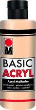 Marabu Acrylfarbe BasicAcryl 80ml hautfarbe 029