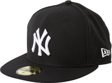 New Era New York Yankees MLB Basic 59FIFTY schwarz