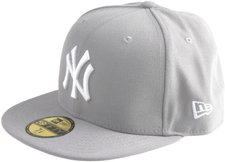 New Era New York Yankees MLB Basic 59FIFTY grau