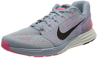 Nike Lunarglide 7 Women light armoury blue/bright citrus/pink pow/black