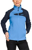 Jack Wolfskin Charge Softshell JKT W Air Blue