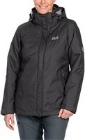 Jack Wolfskin Arborg Jacket Women Dark Steel