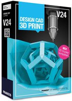 Franzis DesignCAD 3D-Print V24