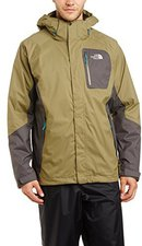 The North Face Herren Zenith Triclimate Jacke Burnt Olive