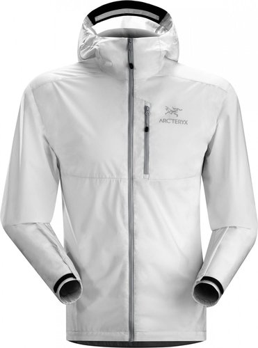Arcteryx Squamish Hoody Men's Silver Lining