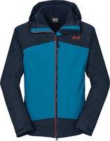 Jack Wolfskin Frost Wave Jacket Men Dark Turquoise