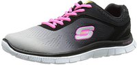 Skechers Flex Appeal Icon Style black/light grey