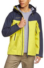Mammut Crater Jacket Men Salamander-Dark Space