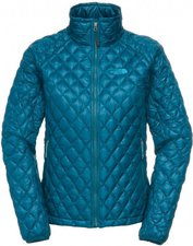 The North Face Damen Thermoball Jacke Dramatic Plum/ Geo Floral Print