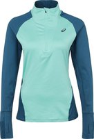 Asics Winter-Langarmshirt mit 1/2 Zip Damen