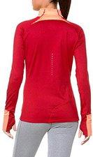 Asics Winter-Langarmshirt mit 1/2 Zip Damen