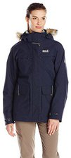 Jack Wolfskin Corner Brook Parka Women Night Blue