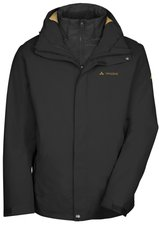 Vaude Men's Tolstadh 3 in 1 Jacket Black